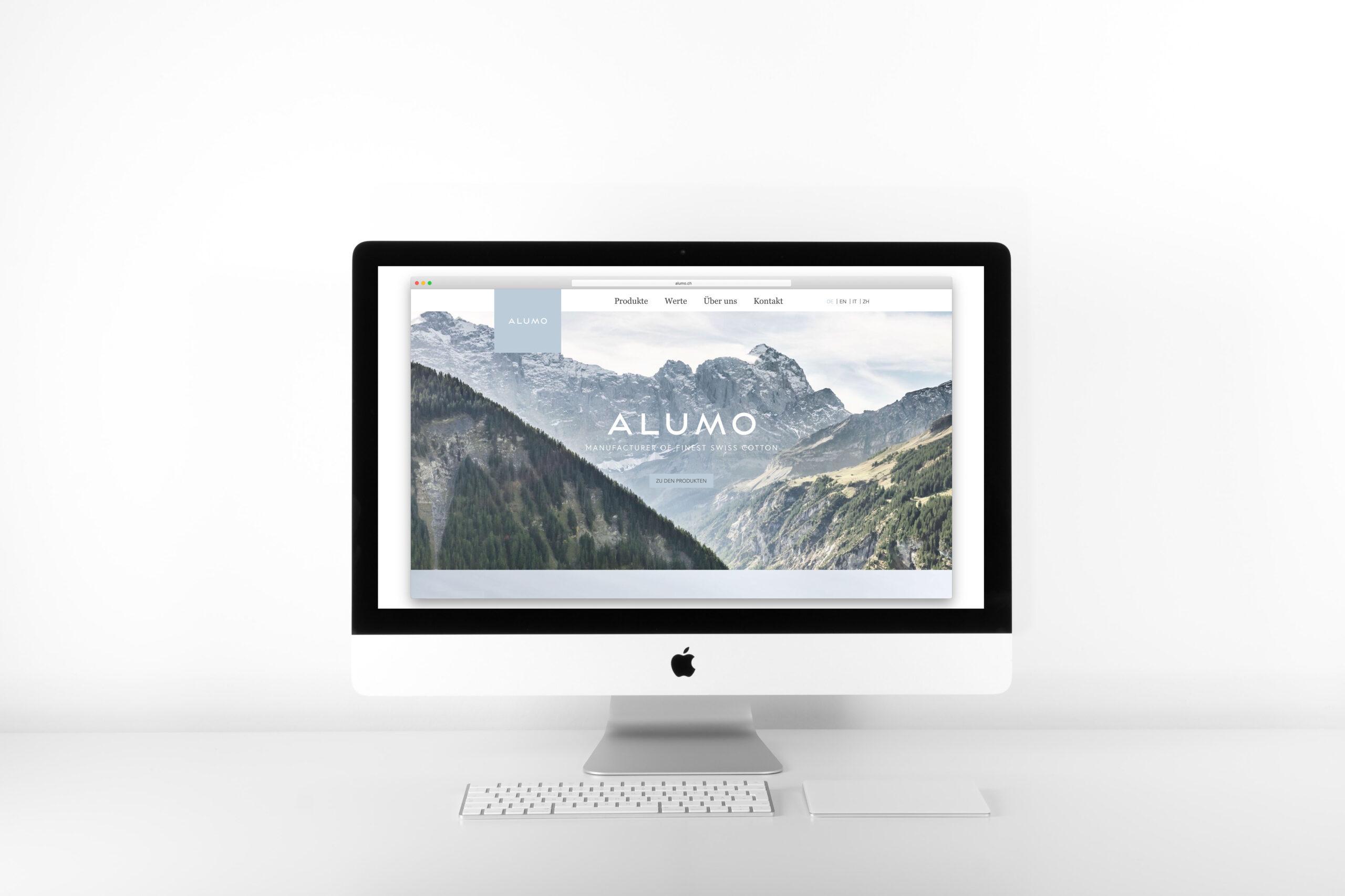 Bürobureau Film und Fotografie Zürich Schaffhausen Alumo Bildwelt und Bildmarke Online Auftritt