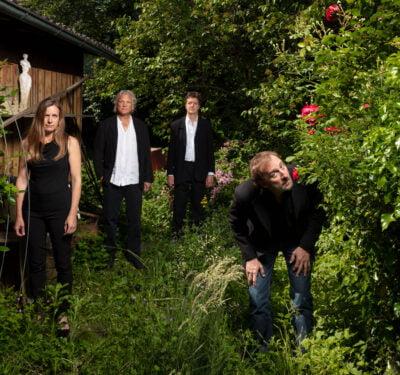 Fotografie Bürobureau Zürich Schaffhausen Glauser Quintett in fremden Gärten